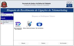 Livre-se do telemarketing com o bloqueio do Procon